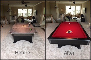 expert pool table recovering in Green Valley content img3